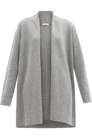 The Row Fulham Cashmere Cardigan - Womens - Grey