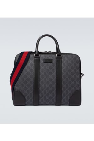 Gucci GG Supreme canvas briefcase