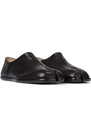 Maison Margiela Tabi leather loafers