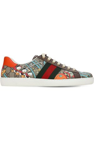Gucci Disney Gg New Ace Sneakers