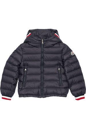 Moncler Giroux Hooded Nylon Down Jacket