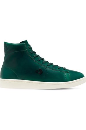 Converse Horween Premium Pro Leather Hi Sneakers