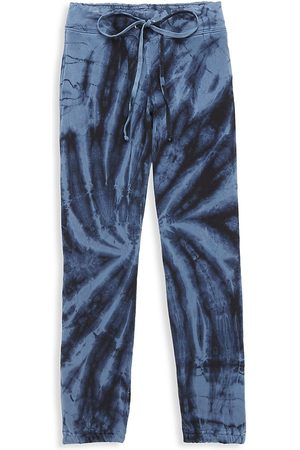 Hard Tail Girls Sweatpants - Girl's Tie-Dye Joggers - - Size XL (16)