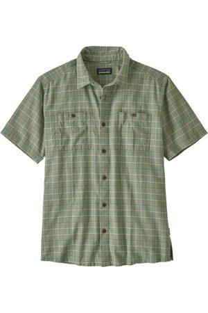 Patagonia Men's Back Step Regular Fit Short Sleeve Shirt