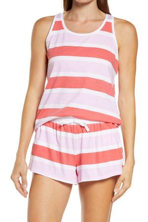 Sant And Abel Women's Poppy Stripe Short Pajamas