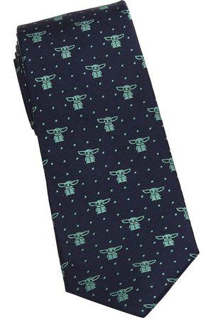 Cufflinks, Inc. Boys Neckties - Boy's Star Wars The Child Silk Tie - Navy