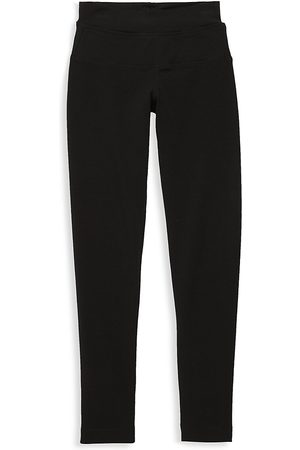 Hard Tail Girl's High-Rise Ankle Leggings - - Size Small (7-8)