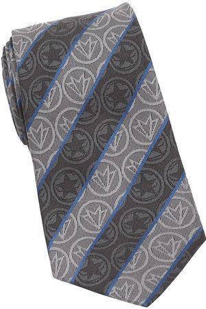 Cufflinks, Inc. Men's Marvel Winter Soldier And Falcon Silk Tie