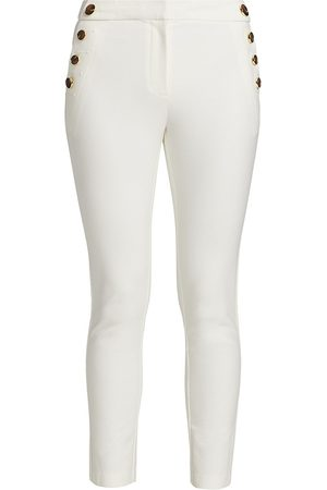 Derek Lam Women's Kelis Straight-Leg Sailor Pants - - Size 6