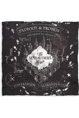Cufflinks, Inc. Men's Harry Potter Marauder's Map Pocket Square