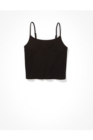 American Eagle Outfitters Cropped Cami Women's XXS