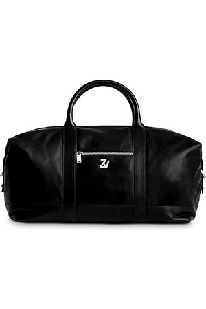 Zadig & Voltaire Leather Travel Bag
