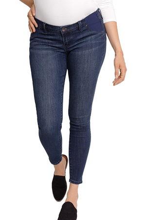 Ingrid & Isabel Maternity Skinny Jeans in Indigo