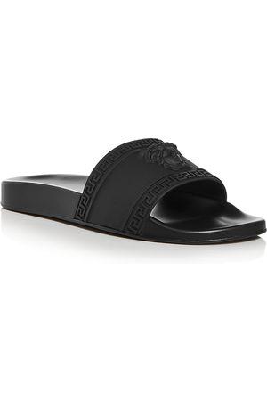 VERSACE Men's Slide Sandals