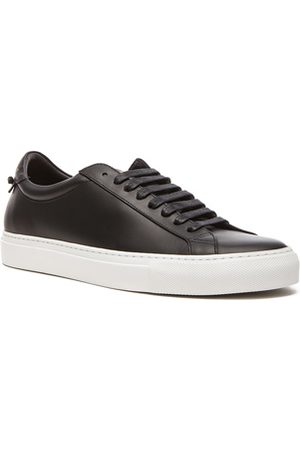 Givenchy Knots Low Top Leather Sneakers in