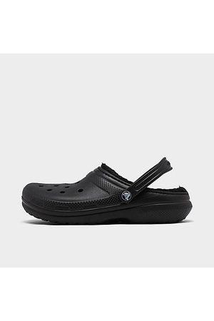 Crocs Kids Clogs - Big Kids' Lined Classic Clog Shoes