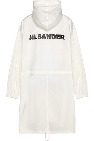 Jil Sander Water Repellent Coat in