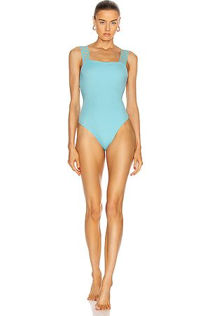 VERSACE Classic One Piece Swimsuit in Abstract