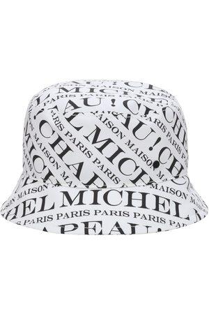 Le Mont St Michel Women Hats - Axel Iconic Cotton Bucket Hat