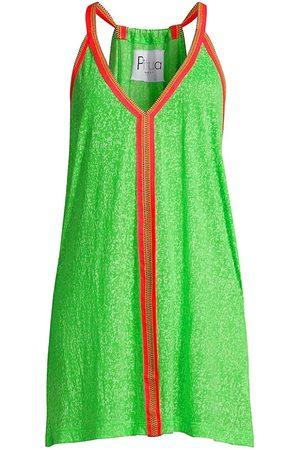 Pitusa Women's Mini Trim Sundress - - Size XS-Small