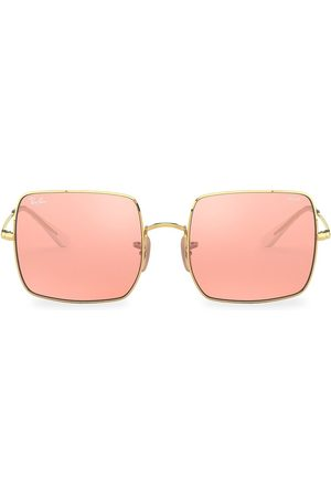Ray-Ban Women Aviators - Women's RB1971 54MM Square Aviator Sunglasses