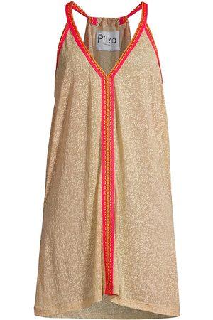 Pitusa Women Summer Dresses - Women's Mini Trim Sundress - - Size XS-Small