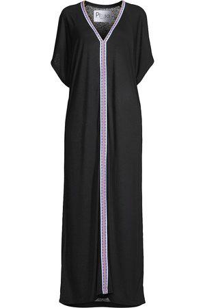 Pitusa Women's Inca Abaya Maxi Sundress - - Size XS-Small
