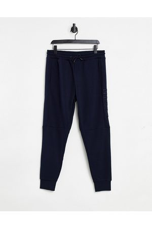 Nicce London Mercury sweatpants in navy
