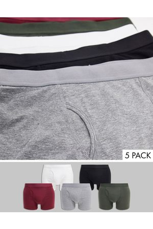 Weekday 5-pack Johnny boxers in multi