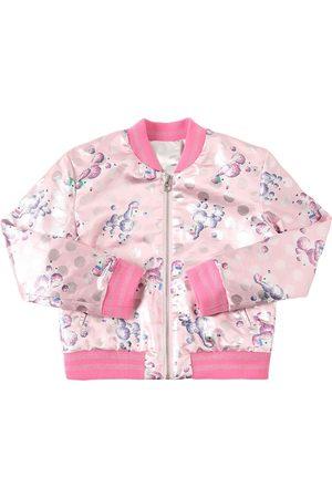 Marc Jacobs Reversible Bomber Jacket