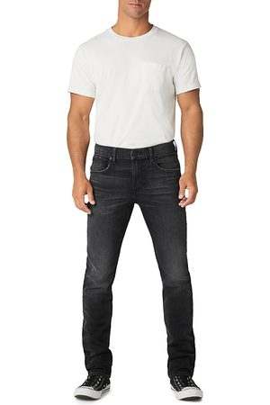 Hudson Byron Straight Fit Zip Fly Jeans in Century