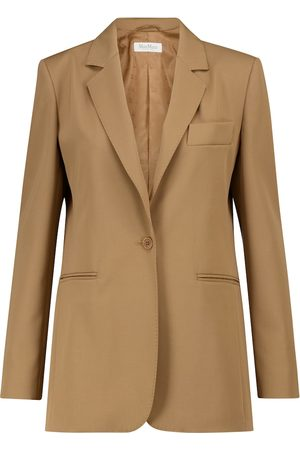 Max Mara Accorta virgin wool blazer