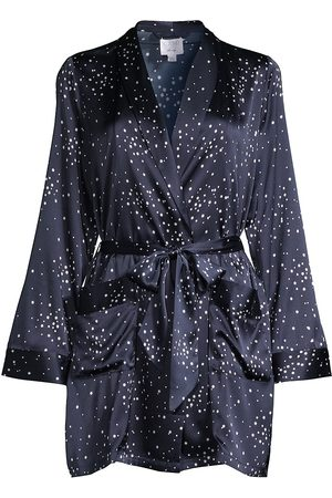 CAMI Women's Anya Silk Robe - - Size XL