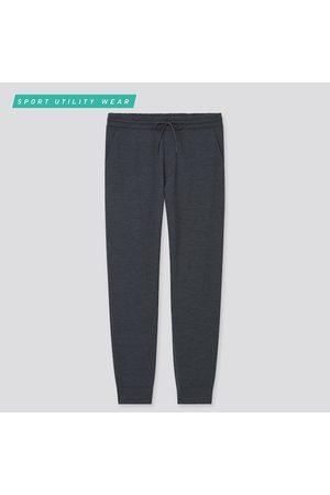 UNIQLO Men Stretch Pants - Men's Dry-Ex Ultra Stretch Active Jogger Pants, Gray, XS
