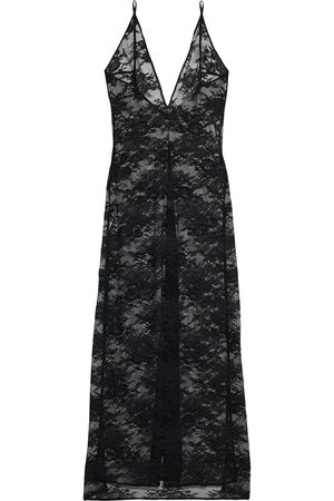 Stella McCartney Woman Sienna Sparkling Stretch-lace Nightgown Size L