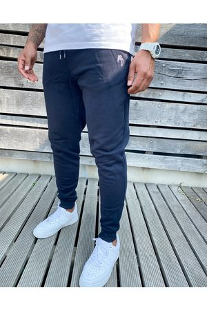 River Island Tracksuits - Slim fit jogger in navy