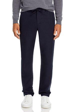 Vince Linen Blend Slim Fit Coastal Pants