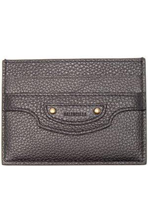 Balenciaga Women Purses - Neo Classic Grained-leather Cardholder - Womens