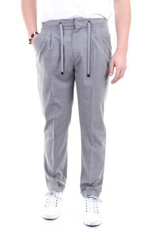 Be able Regular Men Light grey wool