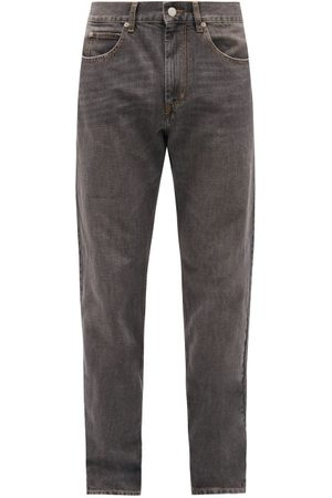 Isabel Marant Men Slim - Jack Straight-leg Jeans - Mens