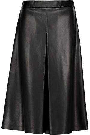 Maison Margiela Faux leather culottes