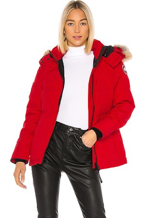 Canada Goose Chelsea Parka with Removable Fur Ruff in .