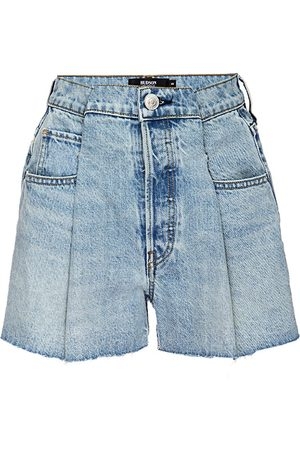 Hudson Women's Paperbag Loose Shorts - - Size 32 (12)