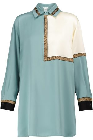 Max Mara Leisure Amour silk blouse