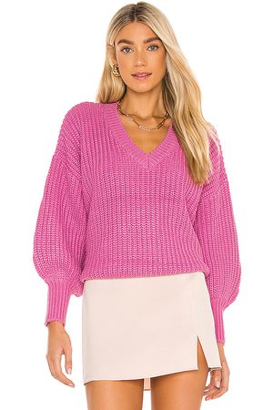 Cinq A Sept Antonella Sweater in Pink.
