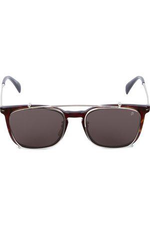 David beckham Men's 53MM Square Sunglasses