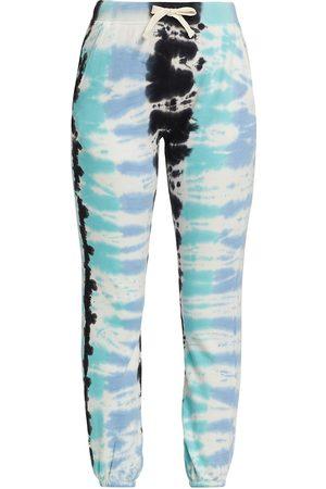 Electric & Rose Women's Vendimia Tie-Dye Joggers - - Size XL