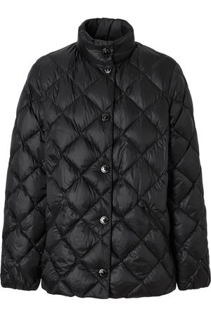 Burberry Women's Oswestry Quilted Down Jacket