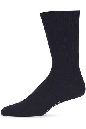 Falke Men's Lhasa Ribbed Socks - - Size Small