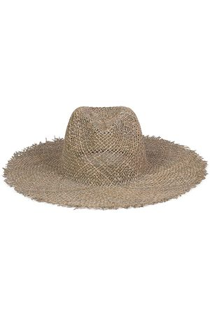 Lack of Color Women's Sunnydip Fray Fedora - - Size S